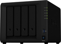 Synology DS418 4 baies : serveur NAS